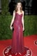 Anne Hathaway in Versace at the Vanity Fair Oscars Party