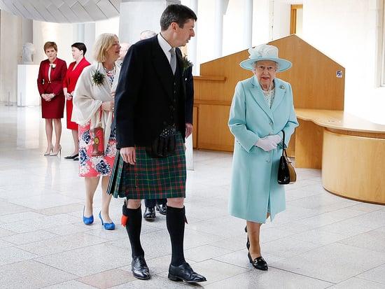 Queen Elizabeth Urges 'Cooler Consideration' During Visit to Edinburgh as Scotland Contemplates Leaving U.K. After Brexit Vote
