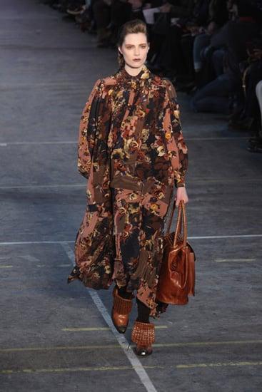 Fall 2011 Paris Fashion Week: Kenzo