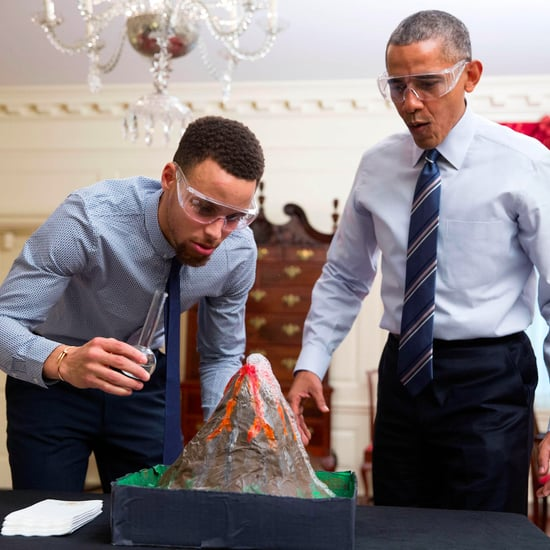 President Obama and Steph Curry Mentoring Video