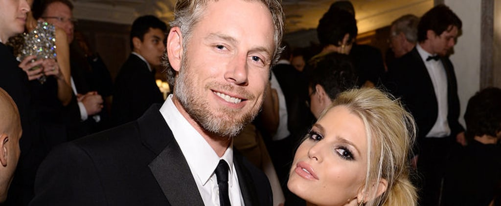 Jessica Simpson and Eric Johnson's PDA Is Out-of-Control Sexy
