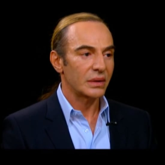 "WATCH: John Galliano Tells Charlie Rose He Was ""Emotionally Bankrupt"""