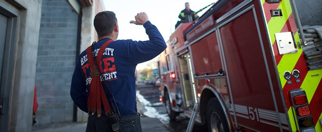 Should These 2 Firefighters Be Suspended For What They Did to Save a Baby Girl?