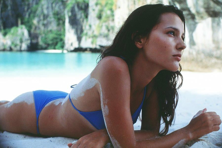 Virginie Ledoyen, The Beach