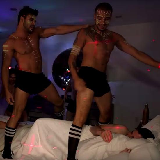 Britney Spears Pranks Jimmy Kimmel Video