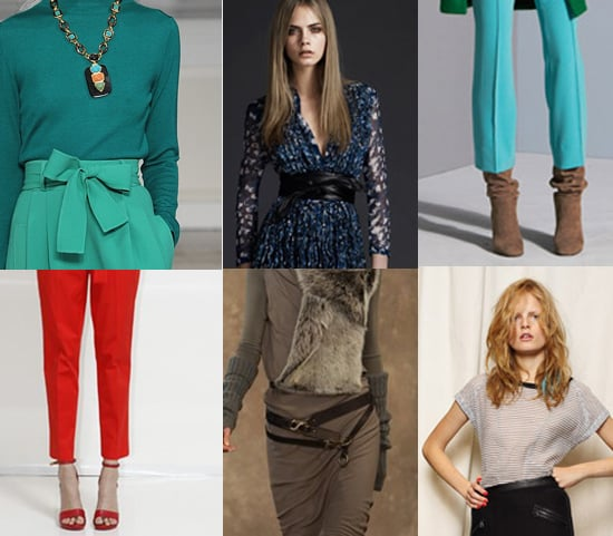 The Top Trends From Pre-Fall 2011 2010-12-20 13:09:39