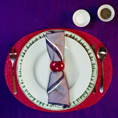 Do or Don't: Putting Your Napkin on the Plate?