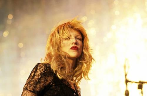 Courtney Love Is One of Net-A-Porter's Top Five US Spenders