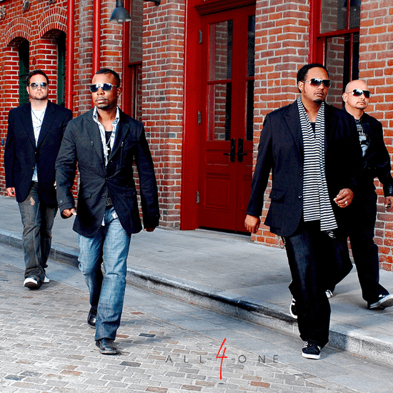 """All-4-One Single """"Chariots"""""""