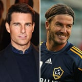 Tom Cruise Talking About a Movie With David Beckham