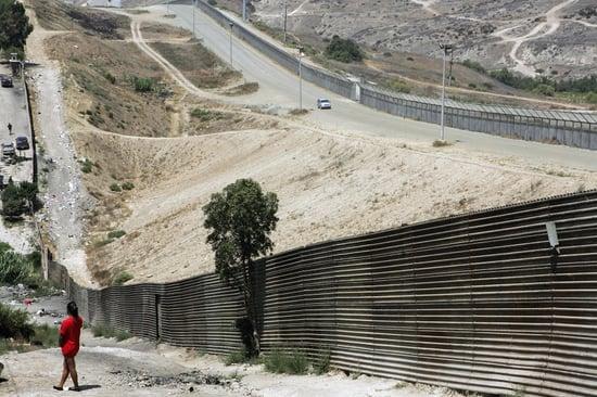 Border Fence Going Forward