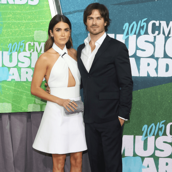 """Ian Somerhalder """"Can't Wait"""" to Have Kids With Nikki Reed"""