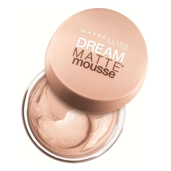 Review Maybelline New York Dream Matte Mousse Foundation