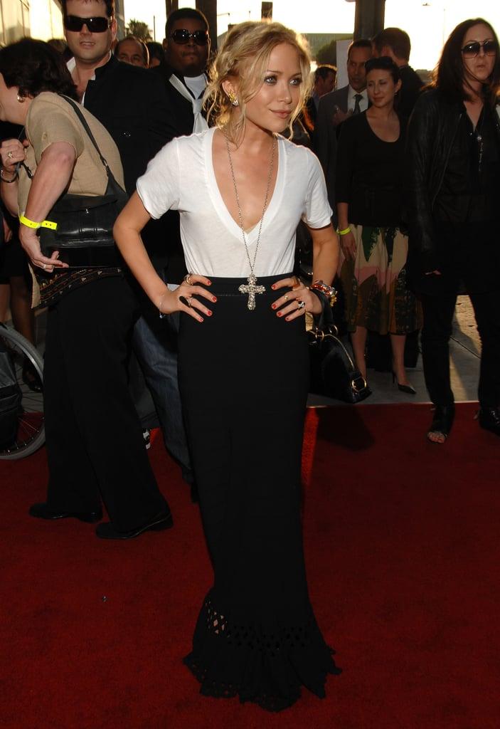 Mary-Kate Olsen on the Red Carpet, 2007
