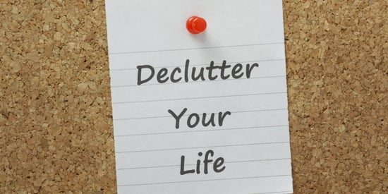 How to Declutter Without Going Minimalist