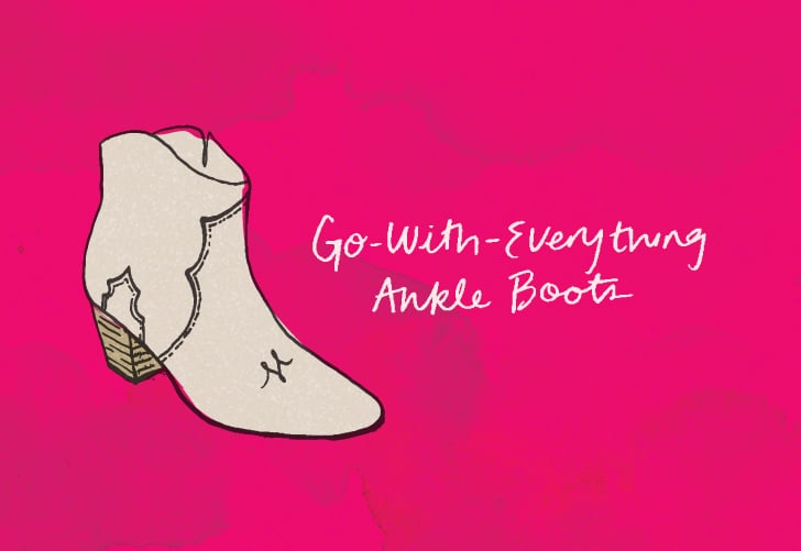 Go-With-Everything Ankle Boots