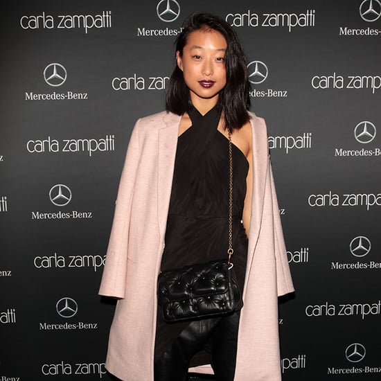 Margaret Zhang Street Style Outfits 2015