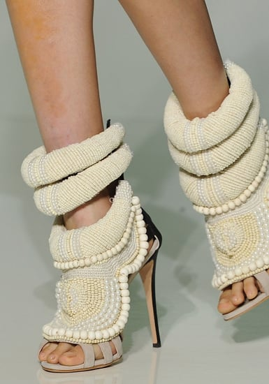 Best Shoes from Spring 2012 Paris Fashion Week