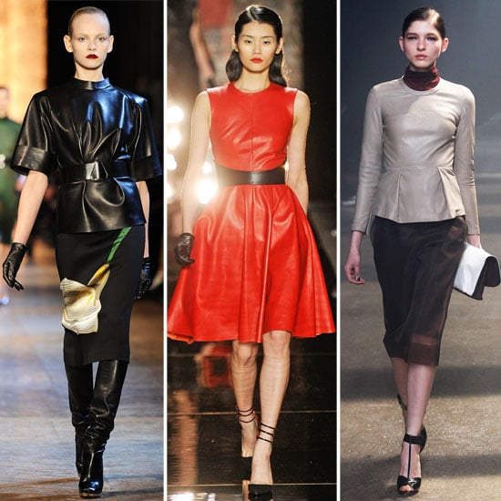 From the Fall 2012 Runways