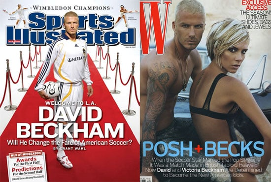 Which Beckham Are You More Excited To See?