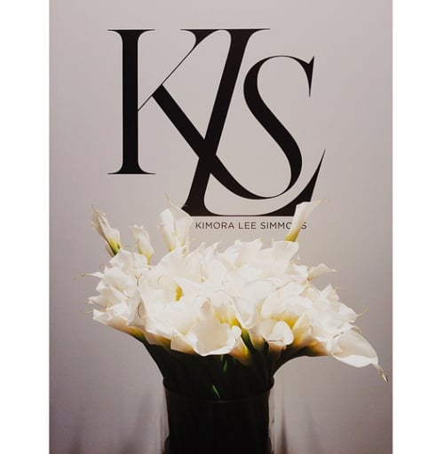 Kimora Lee Simmons's New Logo Looks Overly Inspired by YSL