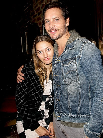 Peter Facinelli Calls Oldest Daughter His 'Best Friend'