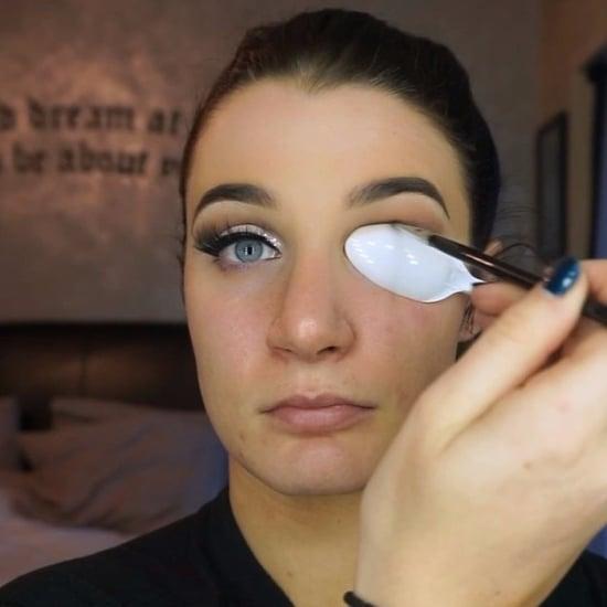 Spoon Cut Crease Eye Shadow Tutorial