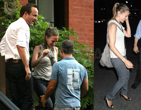 Photos of Sarah Jessica Parker and Friends at the George Michael Concert