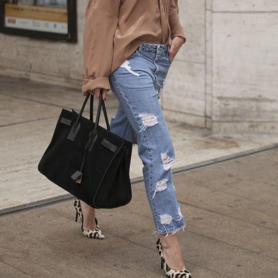 Boyfriend Jeans Outfit Ideas