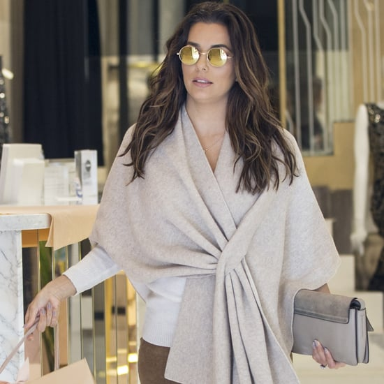 Eva Longoria Shopping in Madrid, Spain