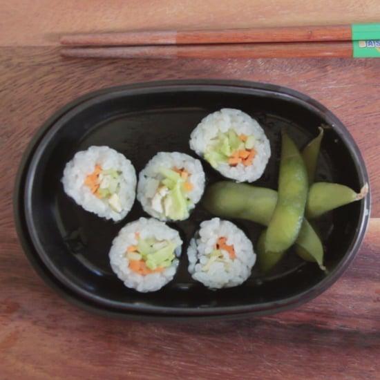 Kid-Friendly Vegetable Sushi Recipe