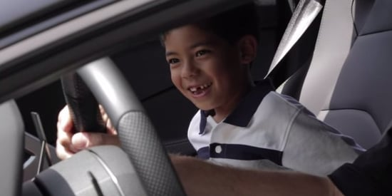 This Kid Can't Contain His Excitement When He's Treated To A Lamborghini Birthday Party