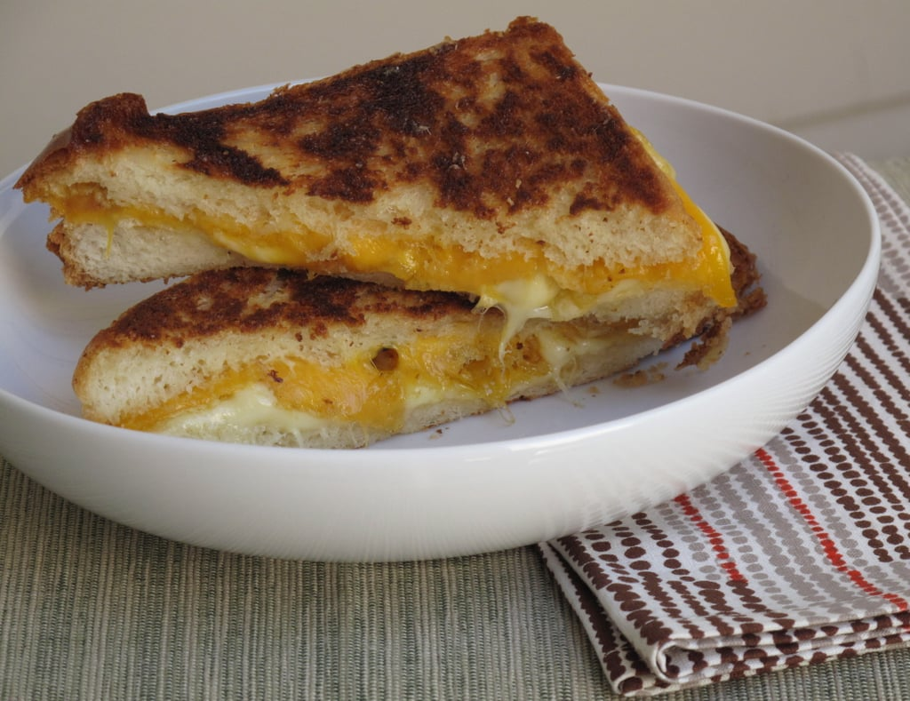 Pictures of Thomas Keller Grilled Cheese Recipe