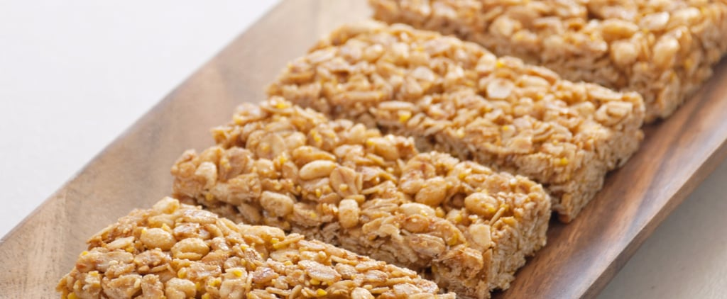Healthy Homemade Bars Make a Perfect Post-Workout Snack on the Go