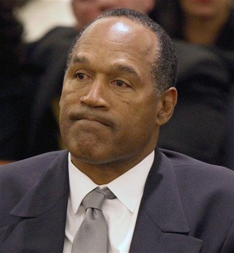 O.J. Simpson Sentenced to at Least Nine Years