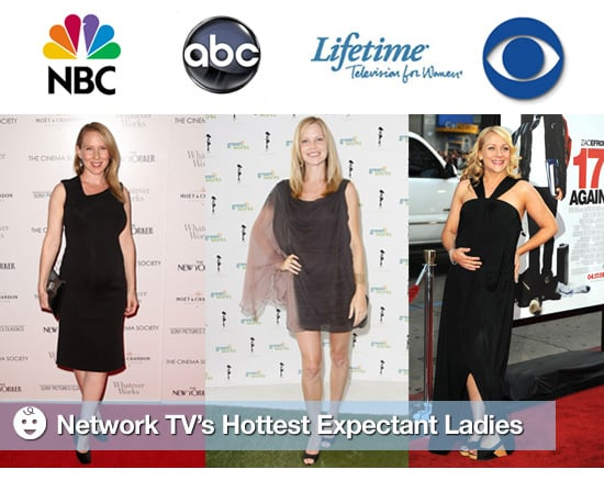 Which actress do you want to keep it real and play a pregnant lady on her show?