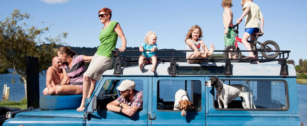 Inevitable Laws of the Road Trip With Children