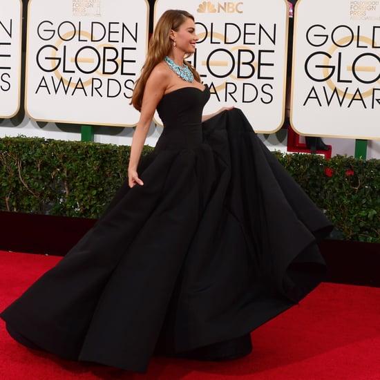Golden Globes Red Carpet 2014 Fashion