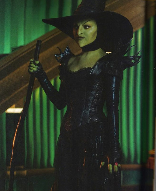 The Wicked Witch of the West from Oz the Great and Powerful