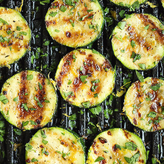 The Best Healthy Zucchini Recipes