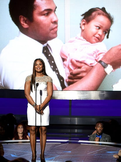Laila Ali Honors Father Muhammad Ali at BET Awards with Emotional Tribute