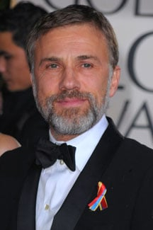 Christoph Waltz Is the Winner of the 2010 Golden Globe For Best Supporting Actor 2010-01-17 18:54:51