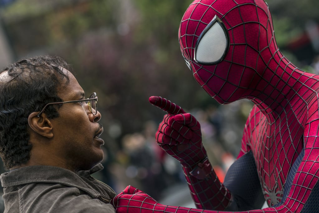 Max Dillon comes face to face with Spidey.