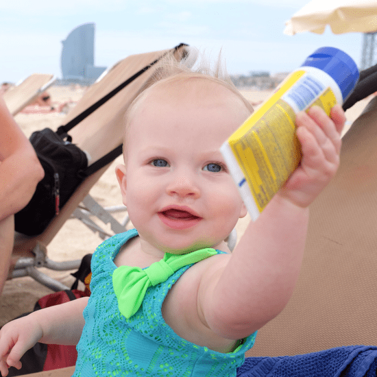 Harmful Sunscreens to Avoid Buying For Kids
