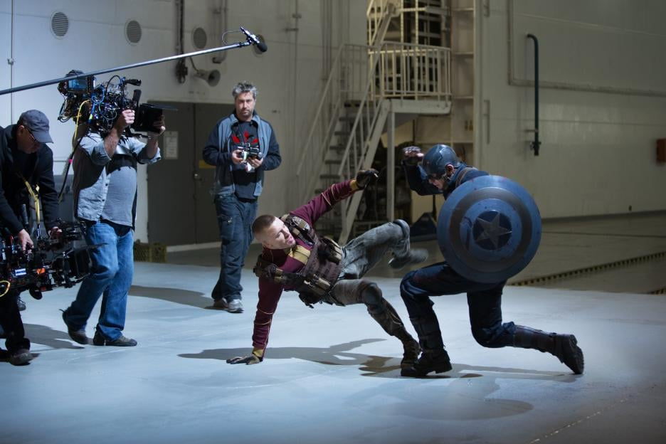 PS: And what about Captain America's shield?