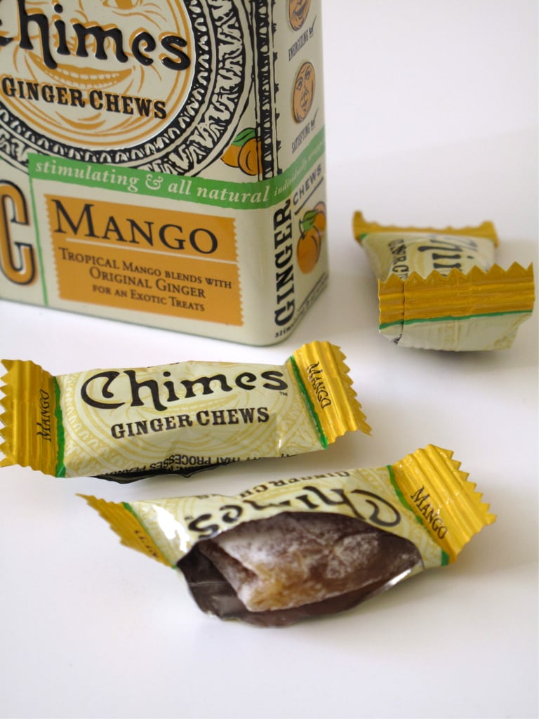 Chimes Mango Ginger Chews, Indonesia
