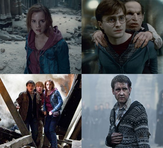Harry Potter and the Deathly Hallows Part 2 New Pictures
