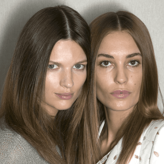 Chloe Spring 2014 Hair and Makeup   Pictures