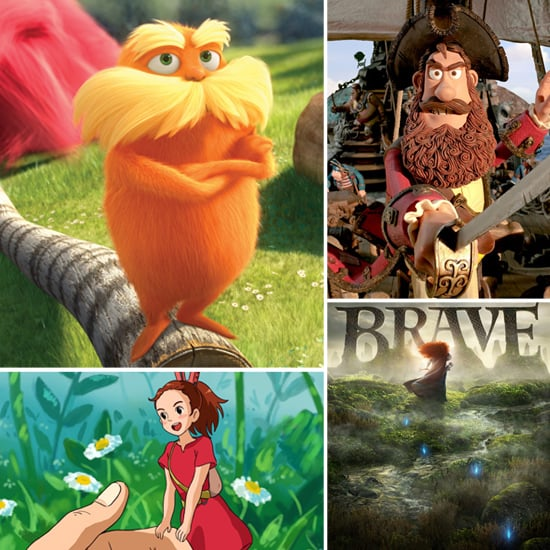 Bring on the Popcorn: 10 Kiddie Flicks For 2012 (and One Just For Moms)