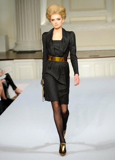 New York Fashion Week: Oscar de la Renta Fall 2009